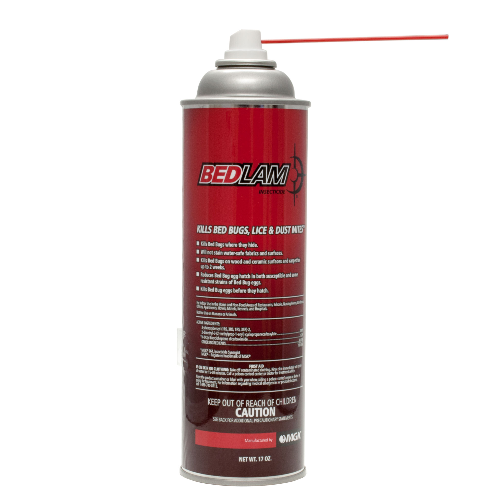 Sprays For Bed Bugs Bedlam Insecticide Aerosol
