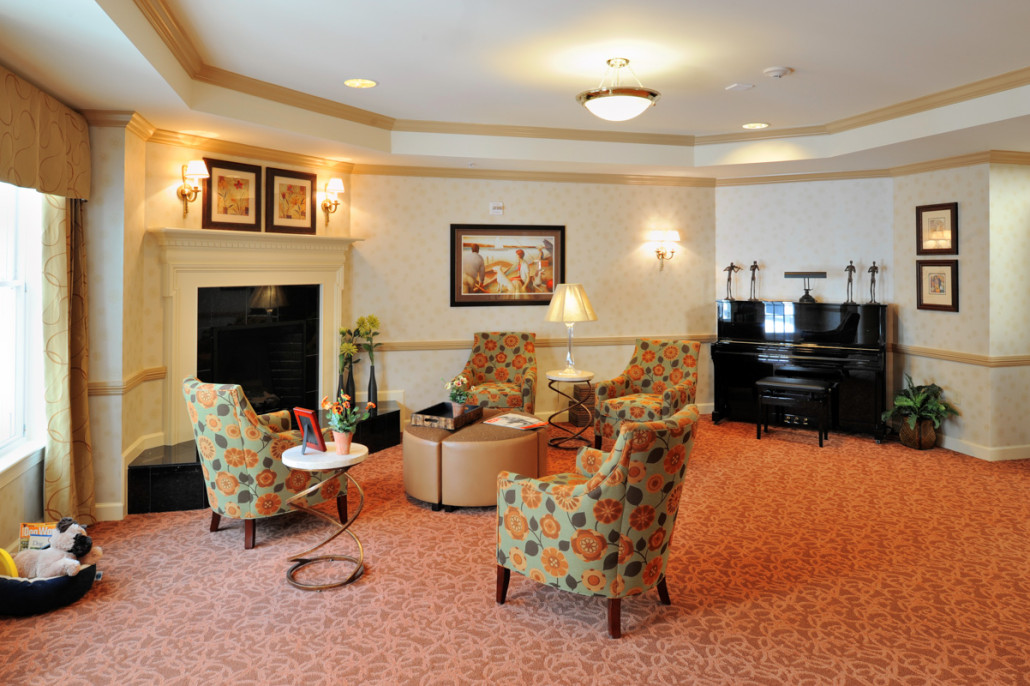 Assisted Living Room