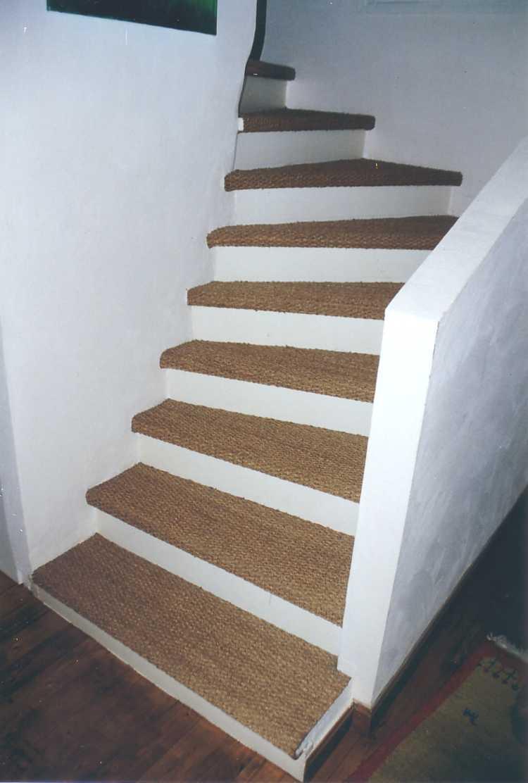 Jonc De Mer Pour Escalier Prix Des Différents Types D Escaliers