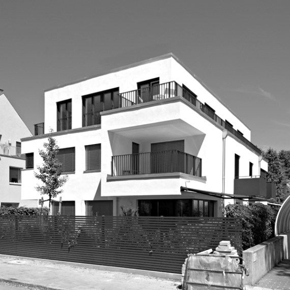 Mehrfamilienhäuser Neuhausen