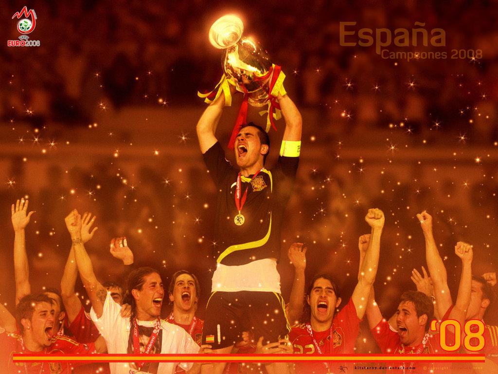 Чемпионат Европы. Маркос Сенна: Всё меняется, Испания неизменна
