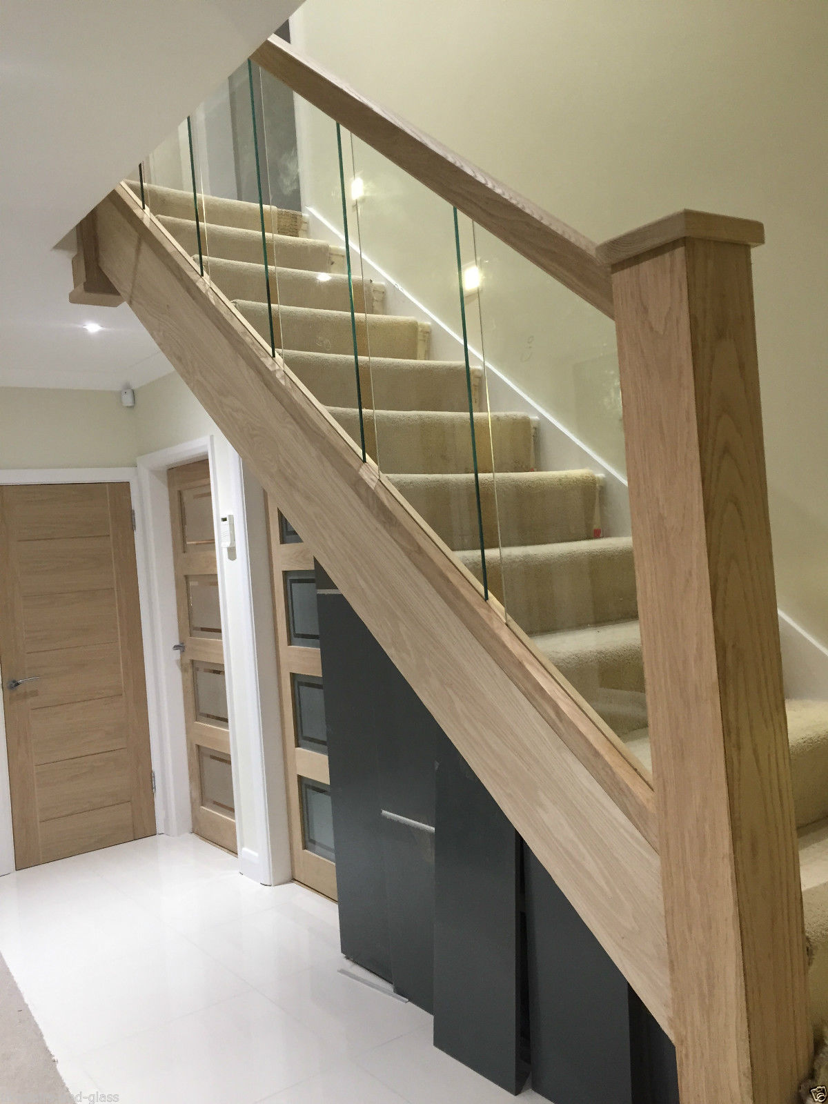 Geländer Glas Stairs And Balustarde Railings | Stair Glass - Donegal Glass