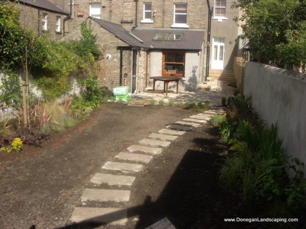 landscaping in progress (2)