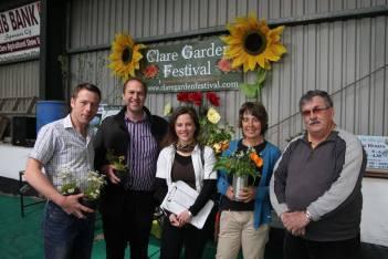 garden speaker, clare garden festival