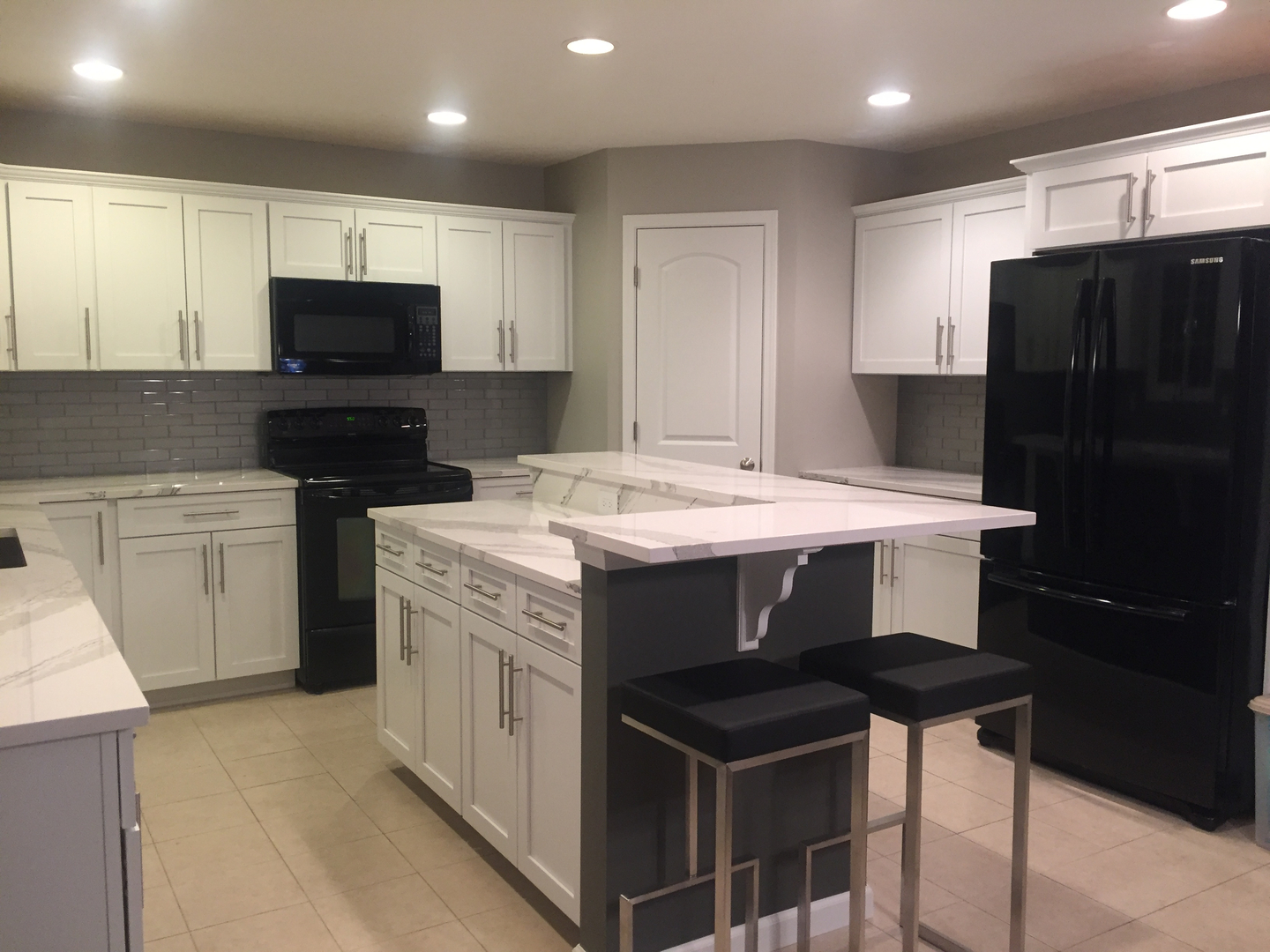 Kitchen Cabinet Refinishing Ny Cabinet Installations And Refacing Minoa Syracuse And Utica