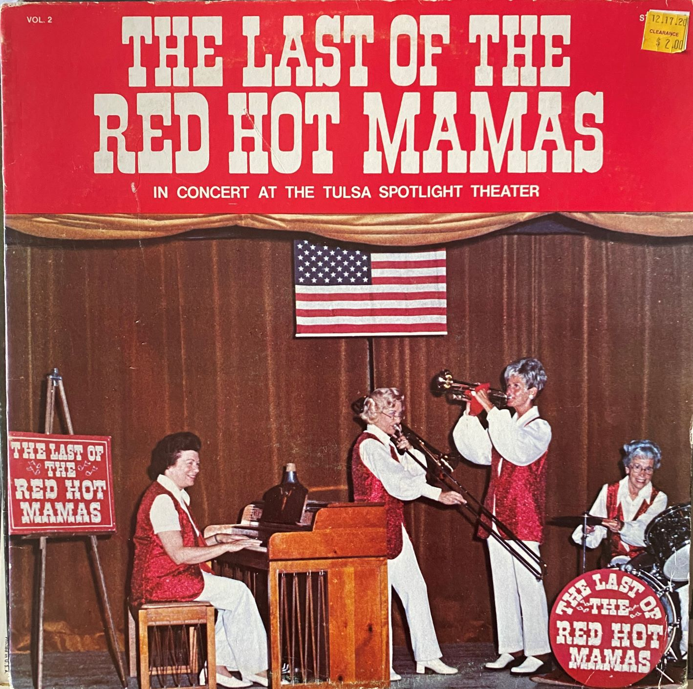 The Last Of The Red Hot Mamas In Concert At The Tulsa Spotlight Theater Donkey Show