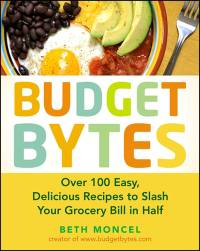 351095 Giveaway: Budget Bytes, a wonderful cookbook.