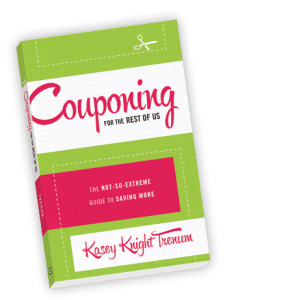 book 281x300 Giveaway: Couponing For The Rest of Us