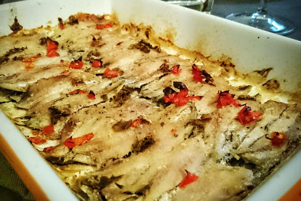 Come Cucinare Le Alici Gratinate Alici Gratinate Al Forno Donnissima It