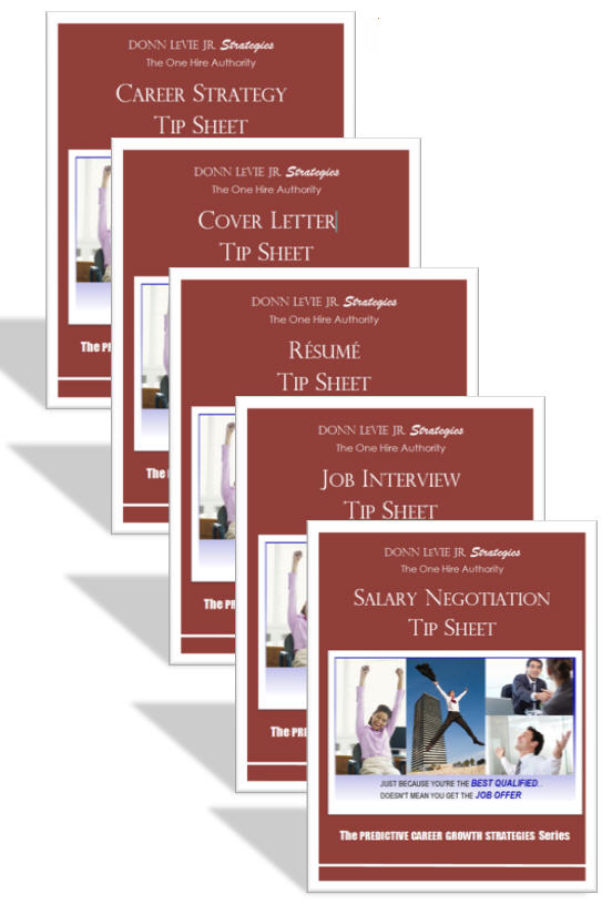 10 Cover Letter Clichés You Must Avoid Donn LeVie Jr STRATEGIES