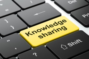 knowledge and information sharing