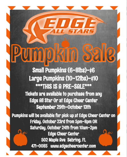 Pumpkin sale - thanksgiving