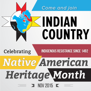 RIC - Native American Heritage Month 2015