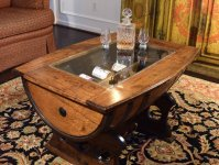 15 Amazingly Cool Coffee Table Ideas for Your Living Room