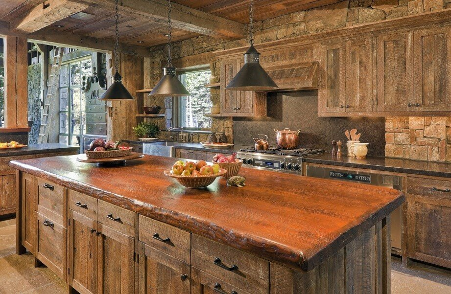 Old Barn Wood Kitchen Island 31 Most Favorite Ideas Of Reclaimed Barn Wood Kitchen Islands