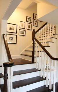 Painting Interior Stairs Ideas | Decoratingspecial.com