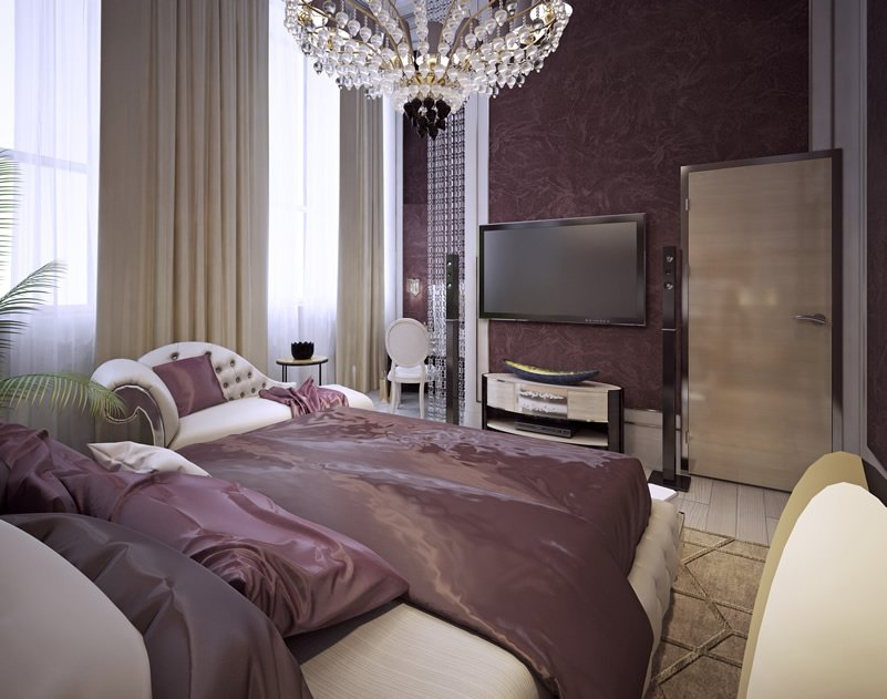 27 Perfect Purple Bedroom Design Inspiration for Teens and