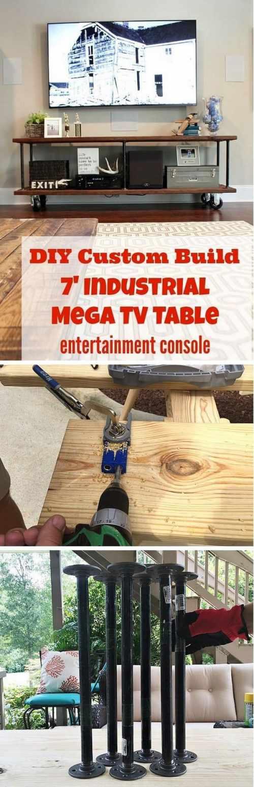 Medium Of Tv Stand Ideas