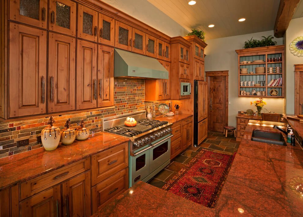 Maple Kitchen Cabinets With Gray Walls 23 Best Ideas Of Rustic Kitchen Cabinet You'll Want To Copy