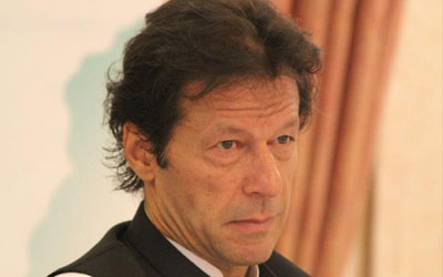 """""""There is no room for abusers and harassers in PTI"""" Imran Khan"""