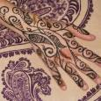 Collection Of Arabic Mehndi Designs