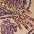 Collection Of Arabic Mehndi Designs