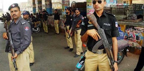On Muharam Security Special forces are detailed all over the punjab