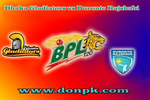 BPL Live Cricket  Match 22 january at Sheikh Abu Naser Stadium