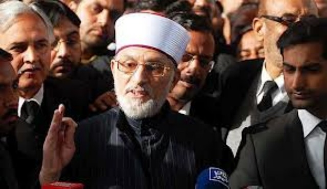 Sc Reacts As polically with my petition – Tahir ul Qadri