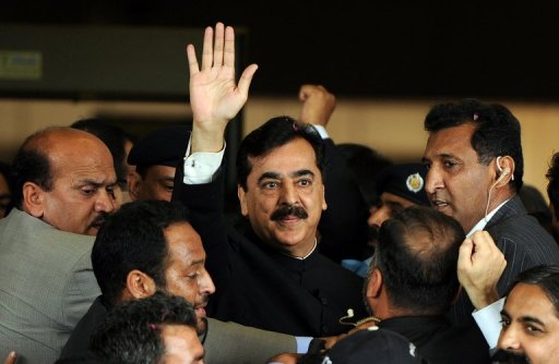 Gilani moves SC against his disqualification after seven months