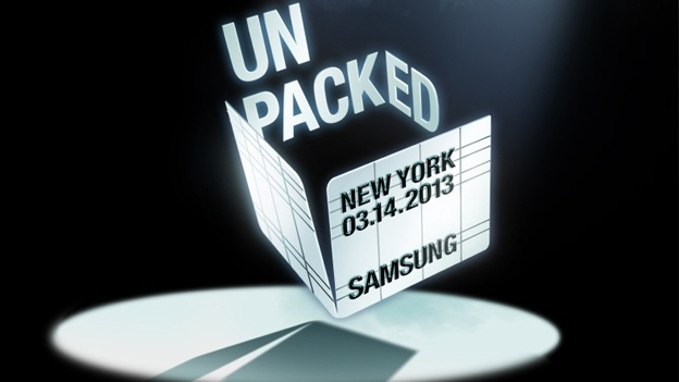 Unveil Samsung Galaxy S4 Smartphone with Global Media