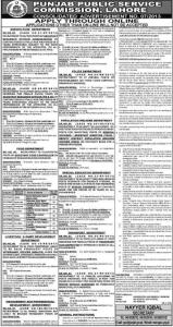 Food  Department Jobs by Public Service Commission