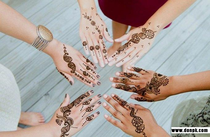 Exclusive Mehndi Designs