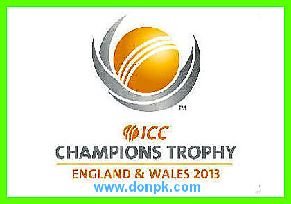 complete Squad List For All Teams of ICC Champion trophy 2013