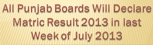 SSC Annual Result 2013
