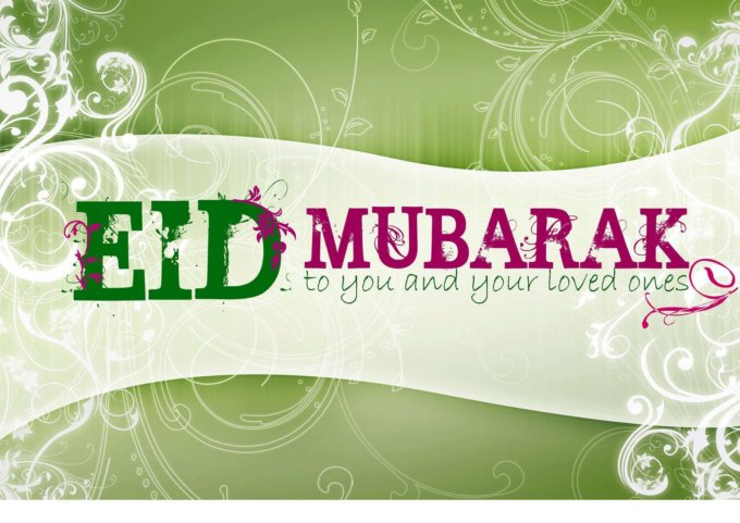 eid Mubarak Celebrations