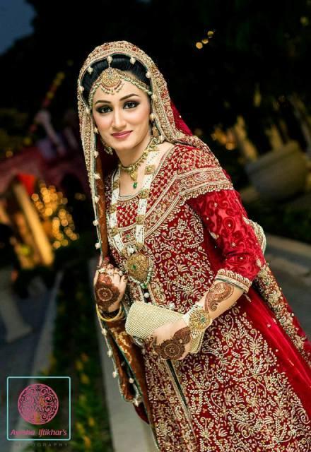 Bridal Fashion winter Season