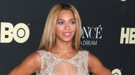 Beyonce received praise by fellow stars