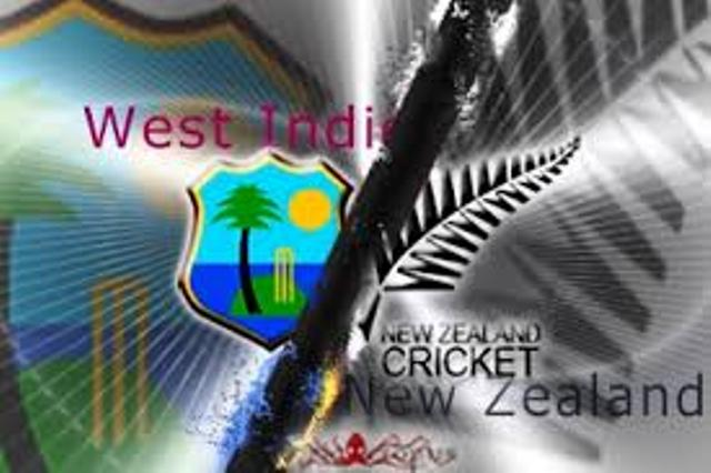 West Indies tour of New Zealand, 2nd Test: New Zealand v West Indies at Wellington