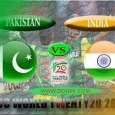 Pakistan vs India World T20 Live Score, Stream & Update