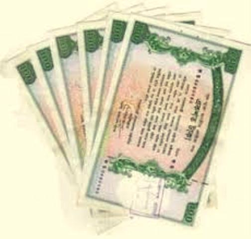 Prize bond complete list DRAW OF Rs.100/-