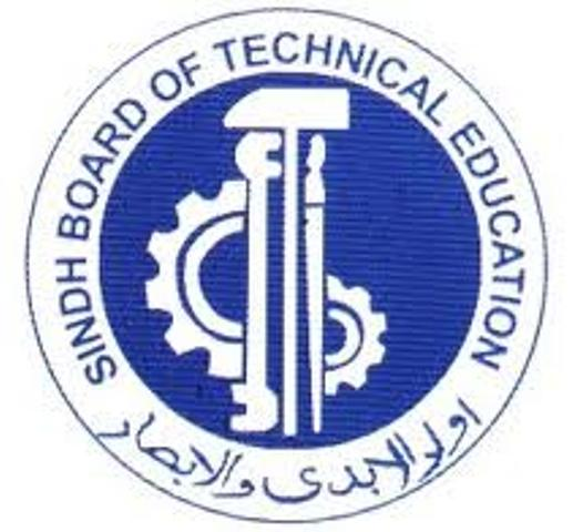 Sindh Board of TEchnical DIT result 2014