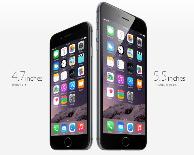 apple iPhone 6 two new models