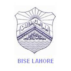Online  Lahore Board 11th  12th Class result 2014