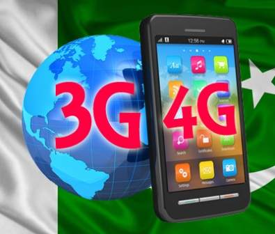 3G Users 4G users in pakistan