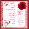 Happy Valentine Day SMS in Urdu