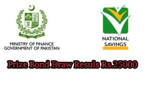 online prize bond lucky Draw result 2 february