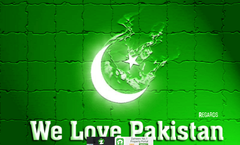 pakistan flag wallpaper free download