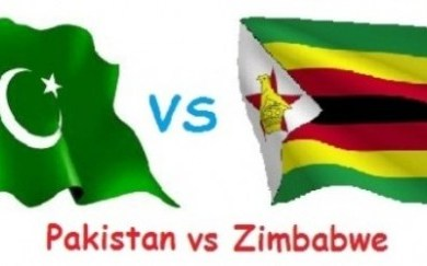 Pakistan vs Zimbabwe Live Cricket match