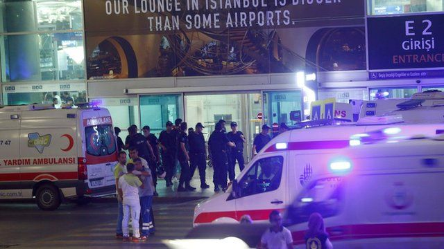 Istanbul Ataturk airport attack: At least 36 dead and dozens injured